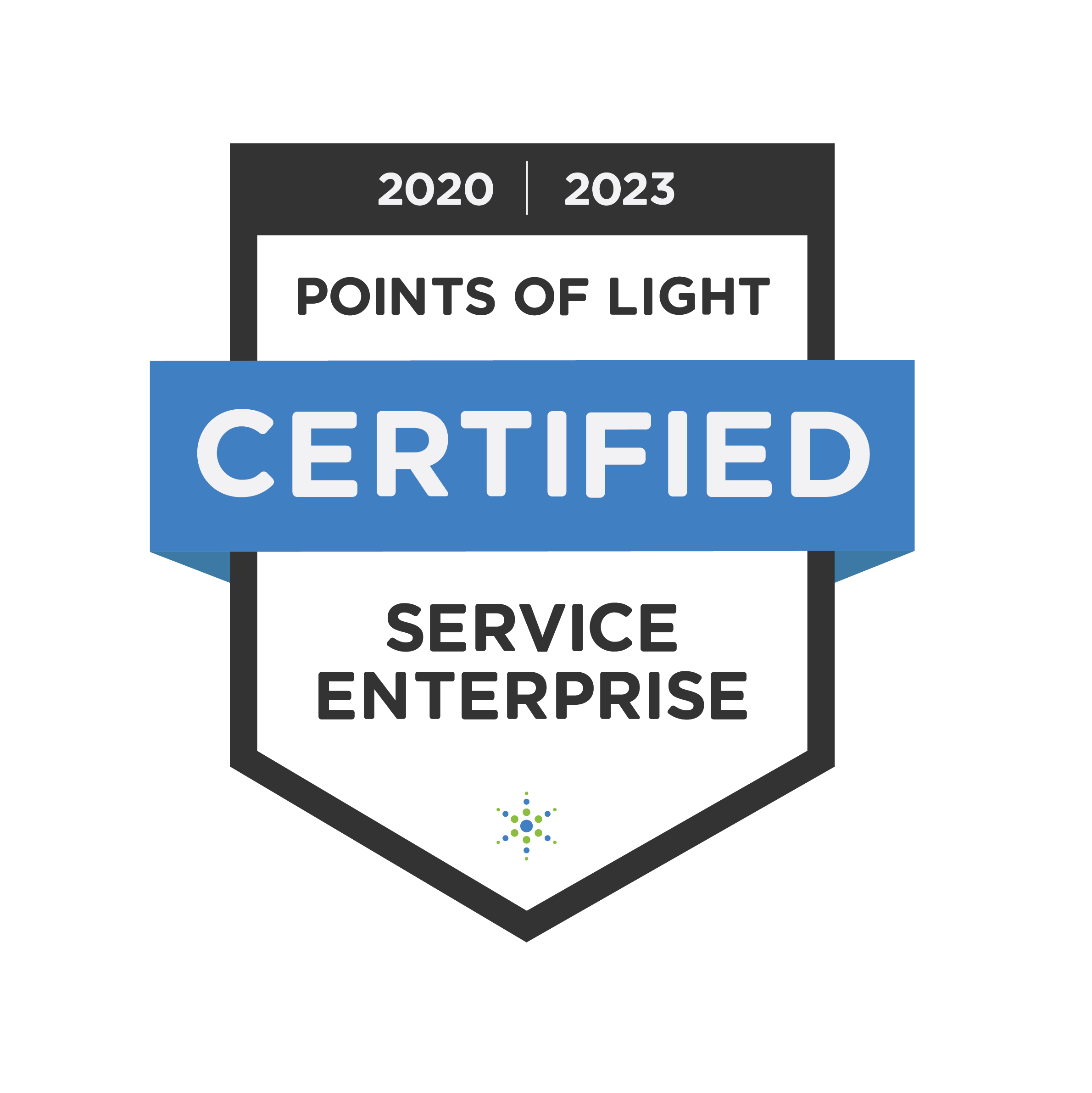 POL Service Enterprise 2020 Certification Seal